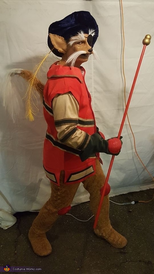 Sir Didymus Costume