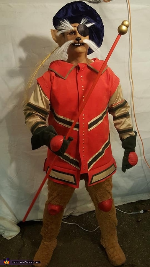Labyrinth Sir Didymus Homemade Costume