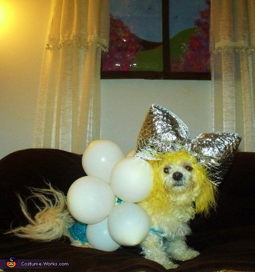 Coco as Lady Gaga Costume