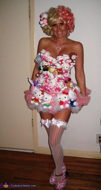 Lady Gaga Hello Kitty Costume