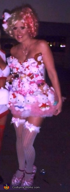 Lady Gaga Hello Kitty, Lady Gaga Hello Kitty Costume