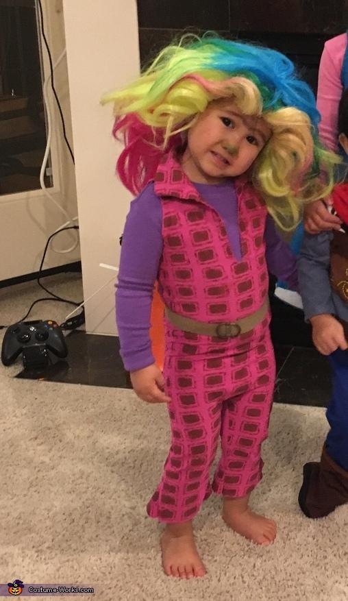 Lady Glitter Sparkles Costume