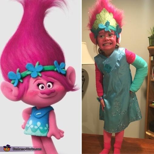 Lady Glitter Sparkles And Crew Trolls Movie Costume Photo 4 6