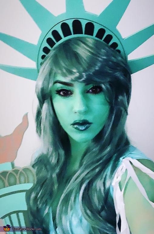 Lady liberty, Lady Liberty Costume