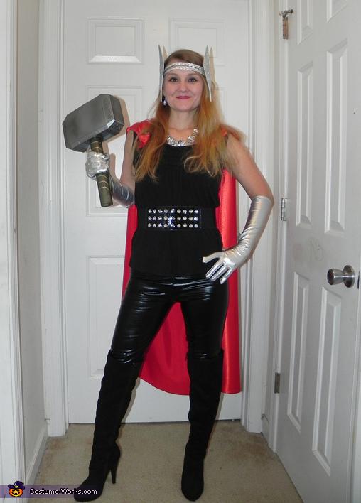 Lady Thor Costume