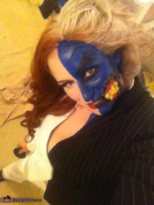 Lady Two-Face Costume