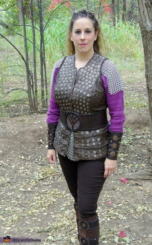 Lagertha, Viking Shield Maiden Costume