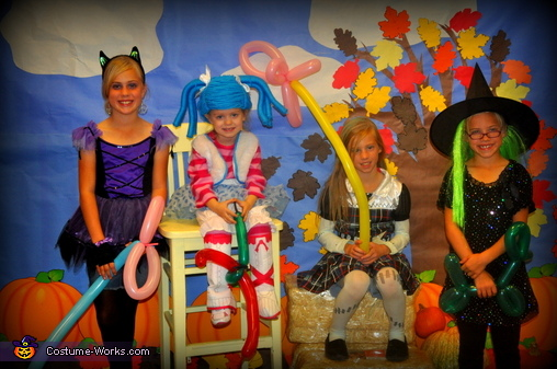 Lalaloopsy & Sisters Costume