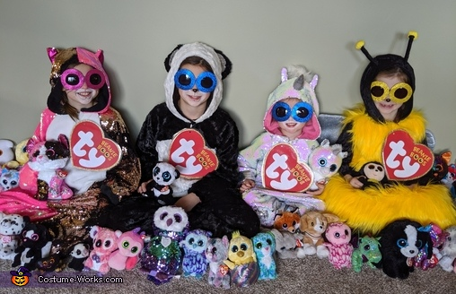 Who's who Beanie Boo?!?, Larger than Life Beanie Boos Costume