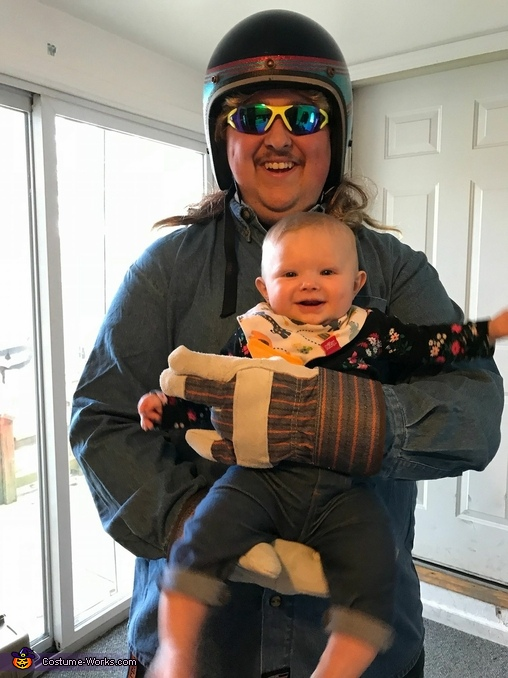 Baby And Dad Halloween Costumes