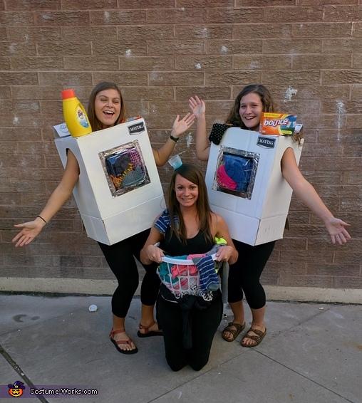 Laundry Mat Costume