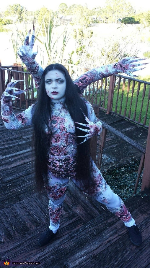Laura - The Evil Within Costume
