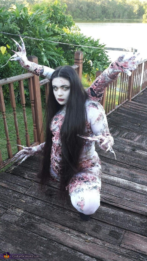 Laura - The Evil Within Homemade Costume