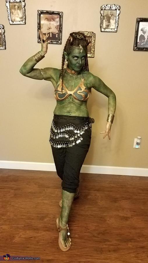 Lauren the Djinn Costume