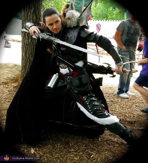 Elven Ranger Costume