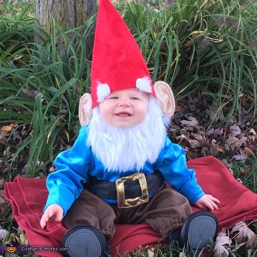 Lawn Gnome Costume