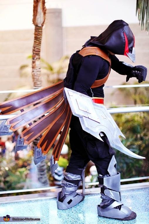League of Legend Talon Homemade Costume