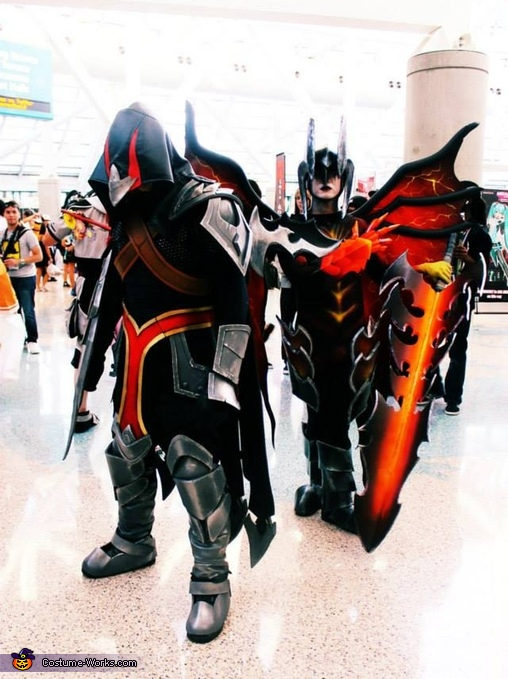 League of Legend Talon Costume