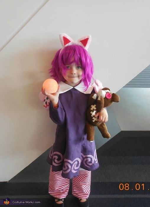 League of Legends Annie Costume