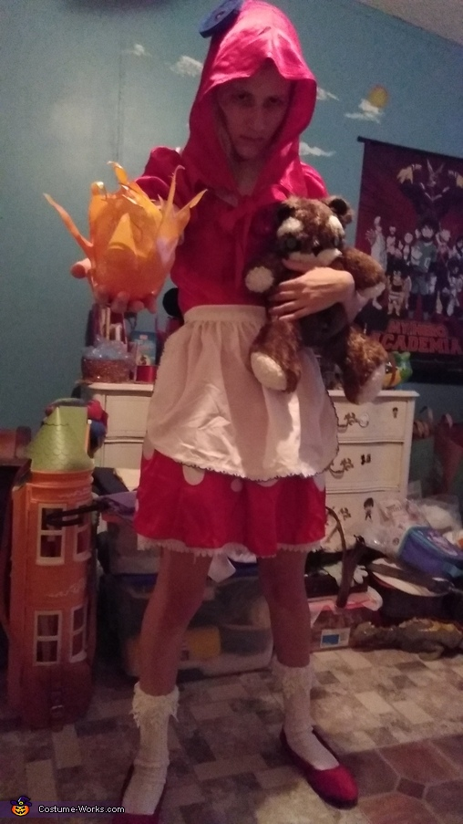 Ashes ashes they all burn down, League of Legends Annie Costume
