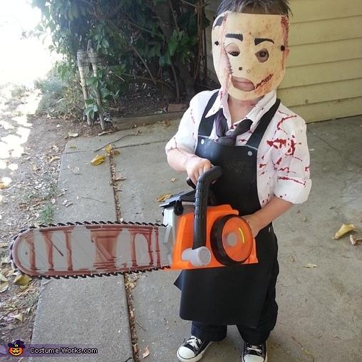 Leatherface's Son Halloween Costume