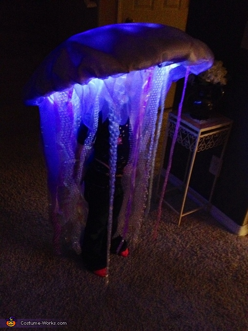 LED Jellyfish Costume