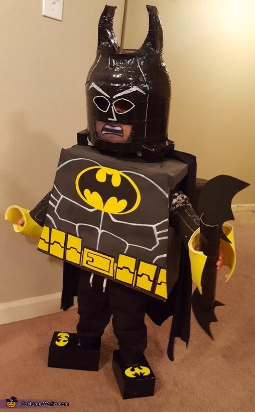 Lego Batman Costume