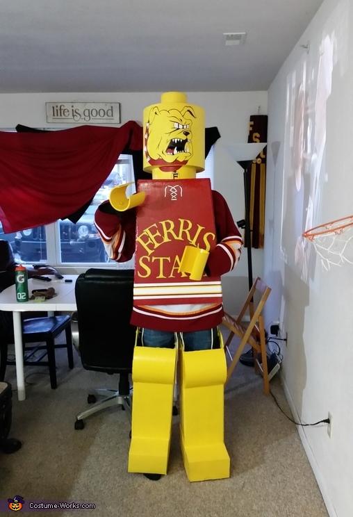 Lego Brutus Costume