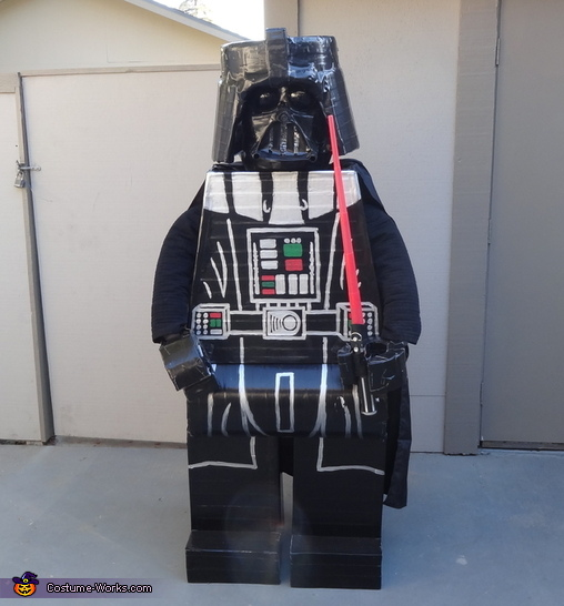 Lego Darth Vader Costume