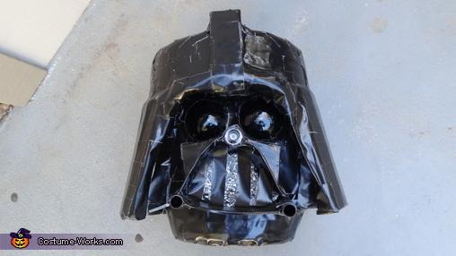Lego Darth Vader Helmet, Lego Darth Vader Costume