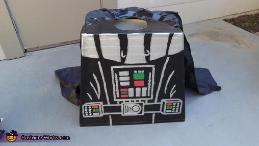 Lego Darth Vader torso, Lego Darth Vader Costume