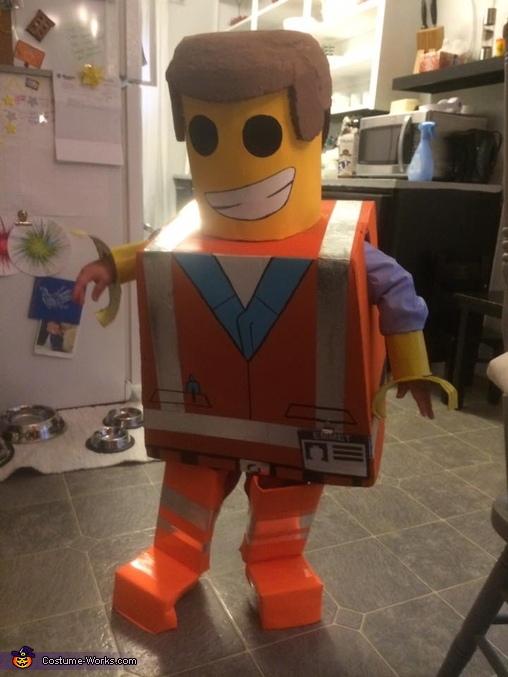Lego Emmett Costume