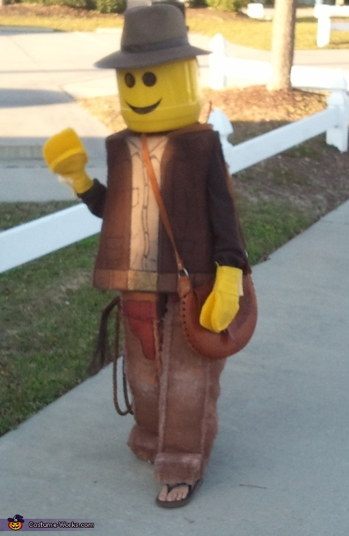 Indiana, Lego Indiana Jones Costume