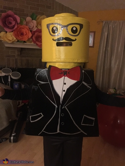 LEGO Mini-Fig Costume