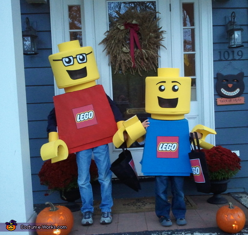 Lego Mini Figures Costumes