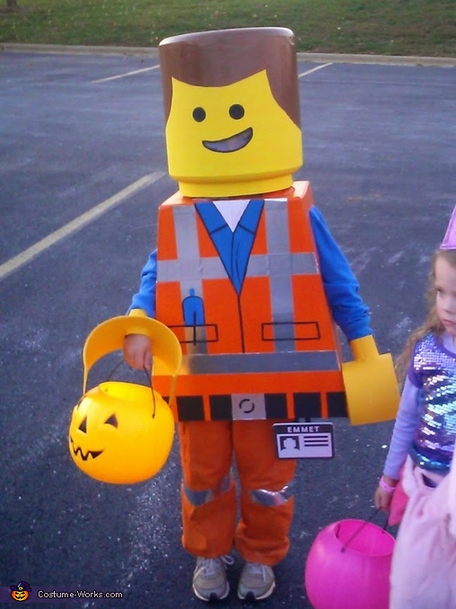 Lego Movie Emmet Costume