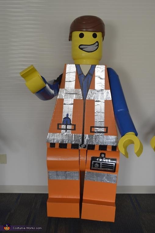 Lego Movie Emmet Costume