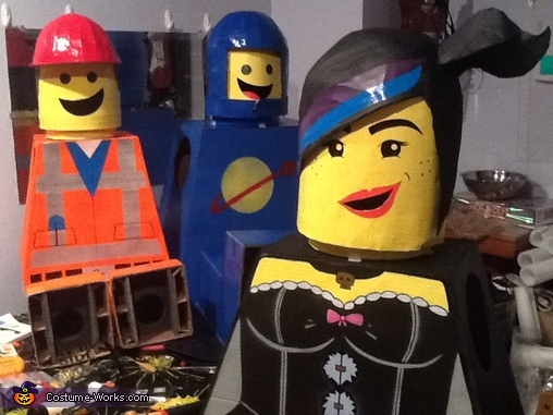 Lego Movie Costumes