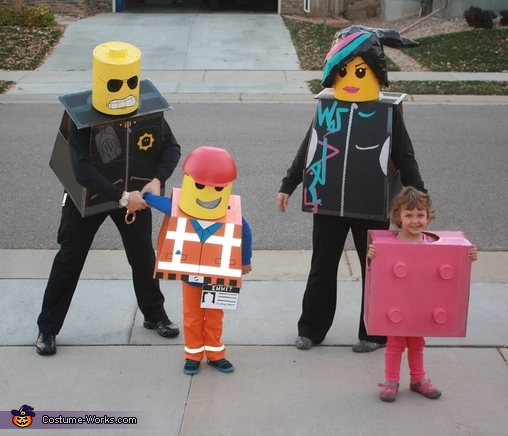 Lego Movie Costume