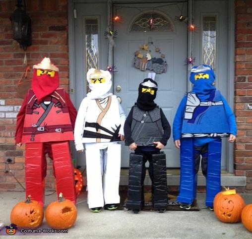& Lego Ninjagos Costume