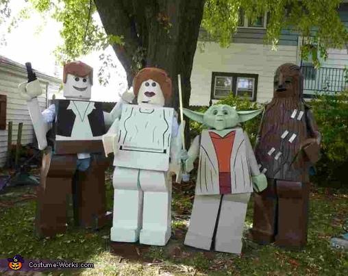 Lego Star Wars Costume