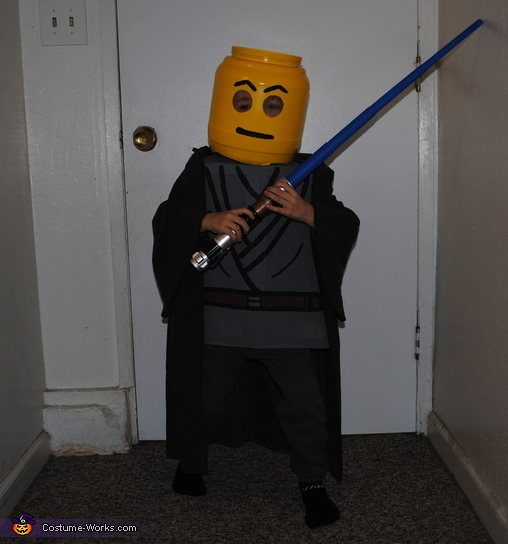 Lego Star Wars Minifigure Costume