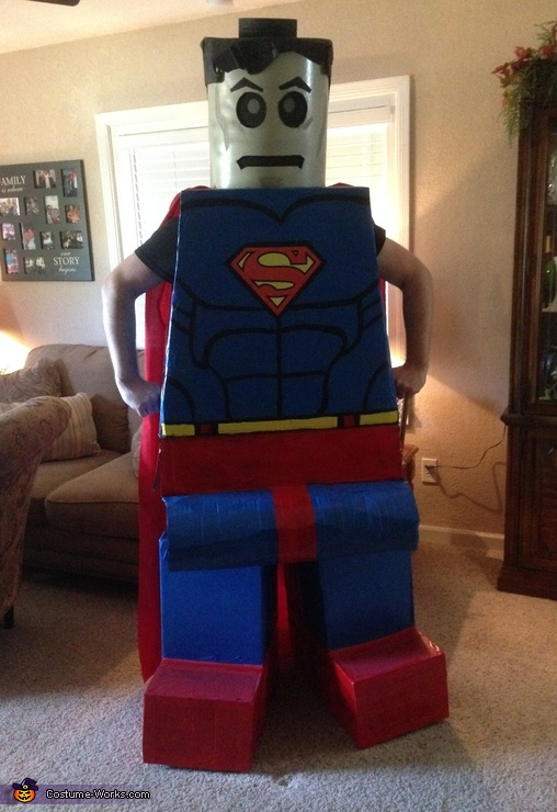 LEGO Superman Costume