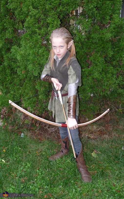 Legolas - Homemade costumes for boys