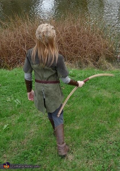 Going fishing?, Legolas Costume