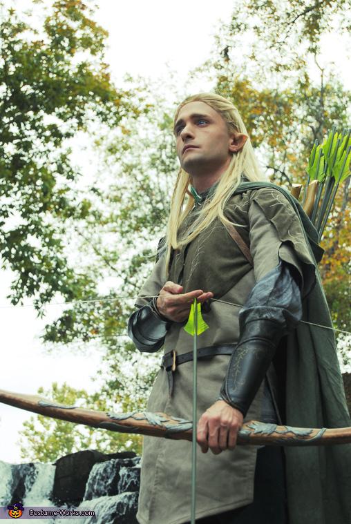 Legolas Greenleaf Costume