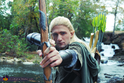 Legolas Greenleaf Costume
