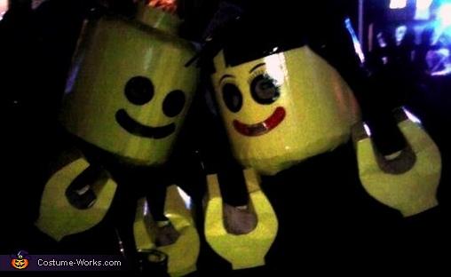 Lego Mates Costumes