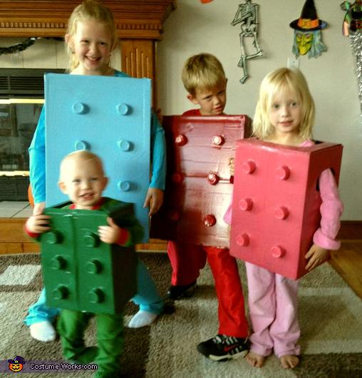 Legos Costume
