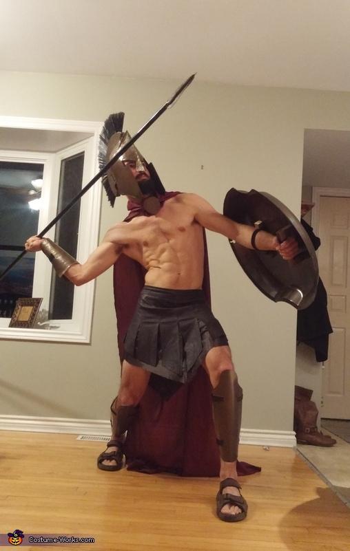 Leonidas Costume